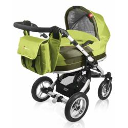 GTX 2012 ESPIRO Wózek wielofunkcyjny  z fotelikiem 04