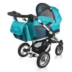 GTX 2012 ESPIRO Wózek wielofunkcyjny  z fotelikiem 05