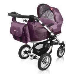 GTX 2012 ESPIRO Wózek wielofunkcyjny  z fotelikiem 06