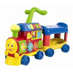 SMILY PLAY lokomotywa pchacz od 12 miesiaca
