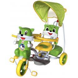 ARTI wielofunkcyjny rowerek KOTEK zielony