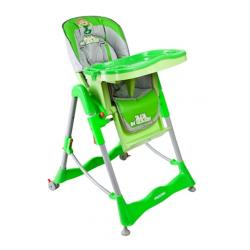 Krzesełko do karmienia ARTI COSMO 2 zielone