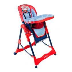 Krzesełko do karmienia ARTI COSMO 2 czerwone