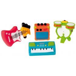 CANPOL zabawka do kąpieli instrumenty 2/989