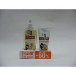 AA ja&mama zestaw krem przeciw odparzeniom 100ml+płyn do mycia ciała i włosów 200ml