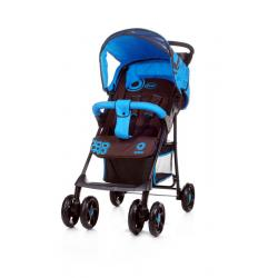 Wózek spacerowy GUIDO 2012 4 BABY kolor BLUE
