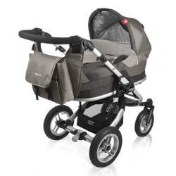 GTX 2012 ESPIRO Wózek wielofunkcyjny  z fotelikiem 07