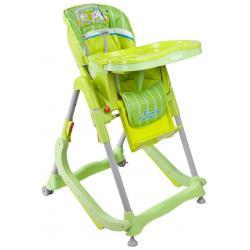 Krzesełko dla dzieci ARTI  modern zielone 2w1 kołyska