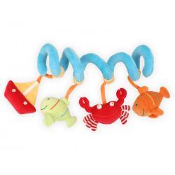 Sprężynka kolorino krab