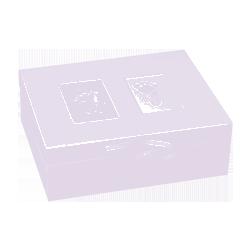 Pudełko wspomnień różowe