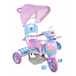 Rowerek ARTI JY-13 Pszczółka-1 niebiesko/różowy