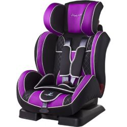 Caretero  Fotelik DiabloXL Plus 2013 9-36kg purple