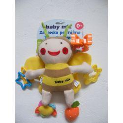 Zabawka podróżna baby mix pszczółka