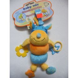 Zabawka podróżna baby mix tygrysek