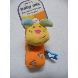 Zabawka z wibracją baby mix telefon