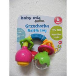 Grzechotka baby mix