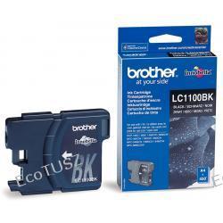 Kartridż z atramentem czarnym Brother LC1100BK