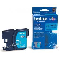 Kartridż z atramentem niebieskim Brother LC1100C