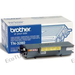 Toner czarny Brother TN-3280