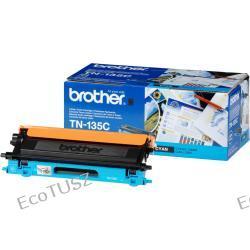 Toner błękitny Brother TN-135C Cyan