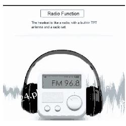 PROMOCJA!!! Świetne słuchawki bezprzewodowe P47 mikrofon karta sd radio fm