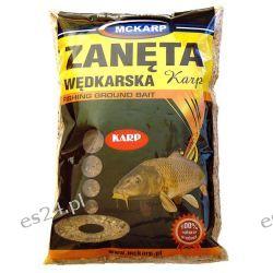 ZANĘTA WĘDKARSKA Karp wanilia 3kg MCKARP MC KARP Naturalne