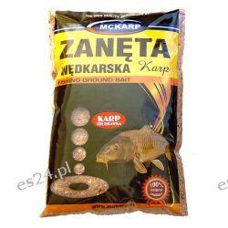 ZANĘTA WĘDKARSKA Karp truskawka 3kg MCKARP MC KARP Zanęty