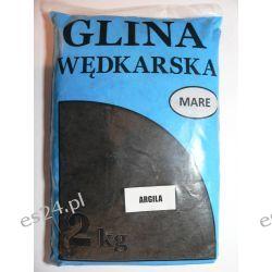 GLINA WĘDKARSKA ARGILA czarna 2 kg MARE