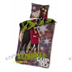 Pościel DISNEY CAMP ROCK 160x200 - 100% bawełny