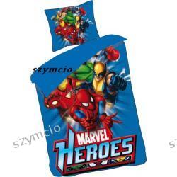 Pościel MARVEL HEROES 160x200 - 100% bawełny