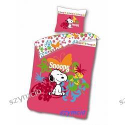 Pościel SNOOPY 100x140 - 100% bawełny