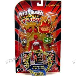 POWER RANGERS JUNGLE FURY Figurka zwierzak TYGRYS