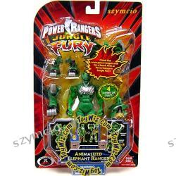 POWER RANGERS JUNGLE FURY Figurka zwierzak SŁOŃ
