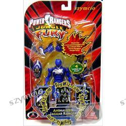 POWER RANGERS JUNGLE FURY Figurka zwierzak JAGUAR