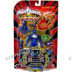 POWER RANGERS JUNGLE FURY Figurka zwierzak REKIN