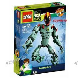 Klocki LEGO Ben 10 SZLAMFAJER - 8410
