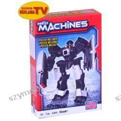 MEGA BLOKS Neo Machines STRAŻNIK Clash 6393