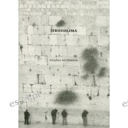 Książka do pisania. Jerozolima - praca zbiorowa - Książka Zagraniczne
