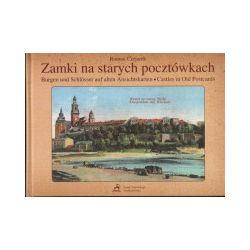 Zamki na starych pocztówkach - Roman Czejarek - Książka Pozostałe
