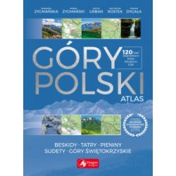 Atlas Góry Polski - praca zbiorowa - Książka Pozostałe