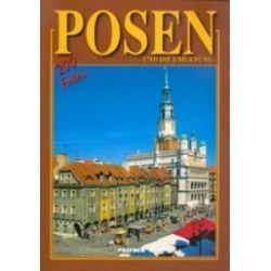 Poznań i okolice. 200 zdjęć. Wersja niemiecka. Posen - praca zbiorowa - Książka Pozostałe