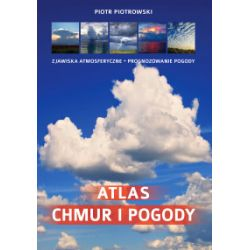 Atlas chmur i pogody - Piotr Piotrowski - Książka Pozostałe