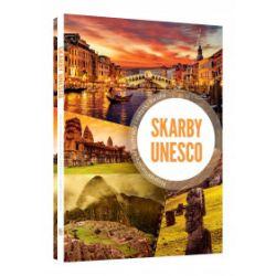 Skarby Unesco (oprawa twarda, 448 stron, rok wydania 2019) - praca zbiorowa - Książka Zagraniczne