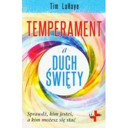 Temperament a Duch Święty - Tim LaHaye - Książka
