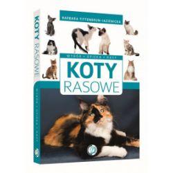 Koty rasowe - Barbara Tittenbrun-Jazienicka - Książka