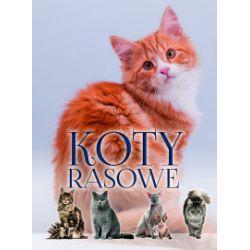 Koty rasowe (oprawa twarda, 160 stron, rok wydania 2017) - praca zbiorowa - Książka Pozostałe