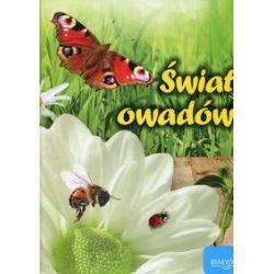 Świat owadów - Marzena Popielarska-Konieczna - Książka Pozostałe