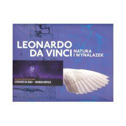 Leonardo da Vinci. Natura i wynalazek - praca zbiorowa - Książka
