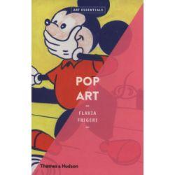 Pop Art - Flavia Frigeri - Książka