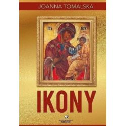 Ikony - Joanna Tomalska - Książka